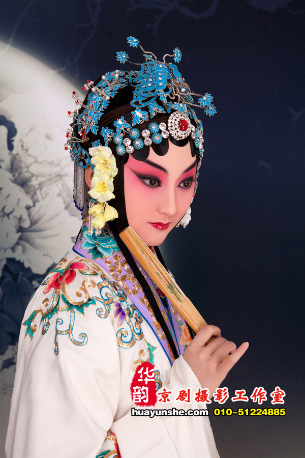 牡丹亭---杜丽娘[经典白]